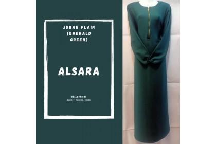 Jubah Plain