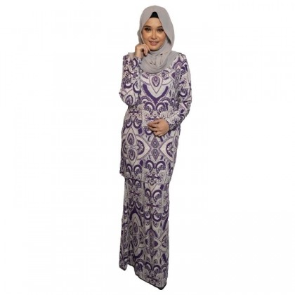 BAJU KURUNG SOFT COTTON VISCOS