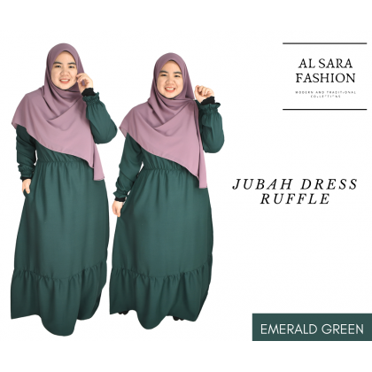 jubah dress muslimah
