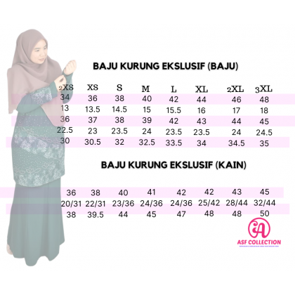 BAJU KURUNG LACE LAWA COLLECTION (RAYA 2021 COLLECTION)