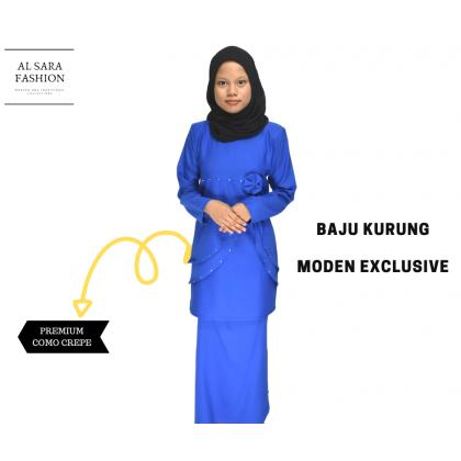 BAJU KURUNG MODERN EXCLUSIVE