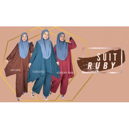 SUIT RUBY