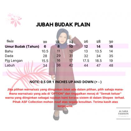 JUBAH BUDAK